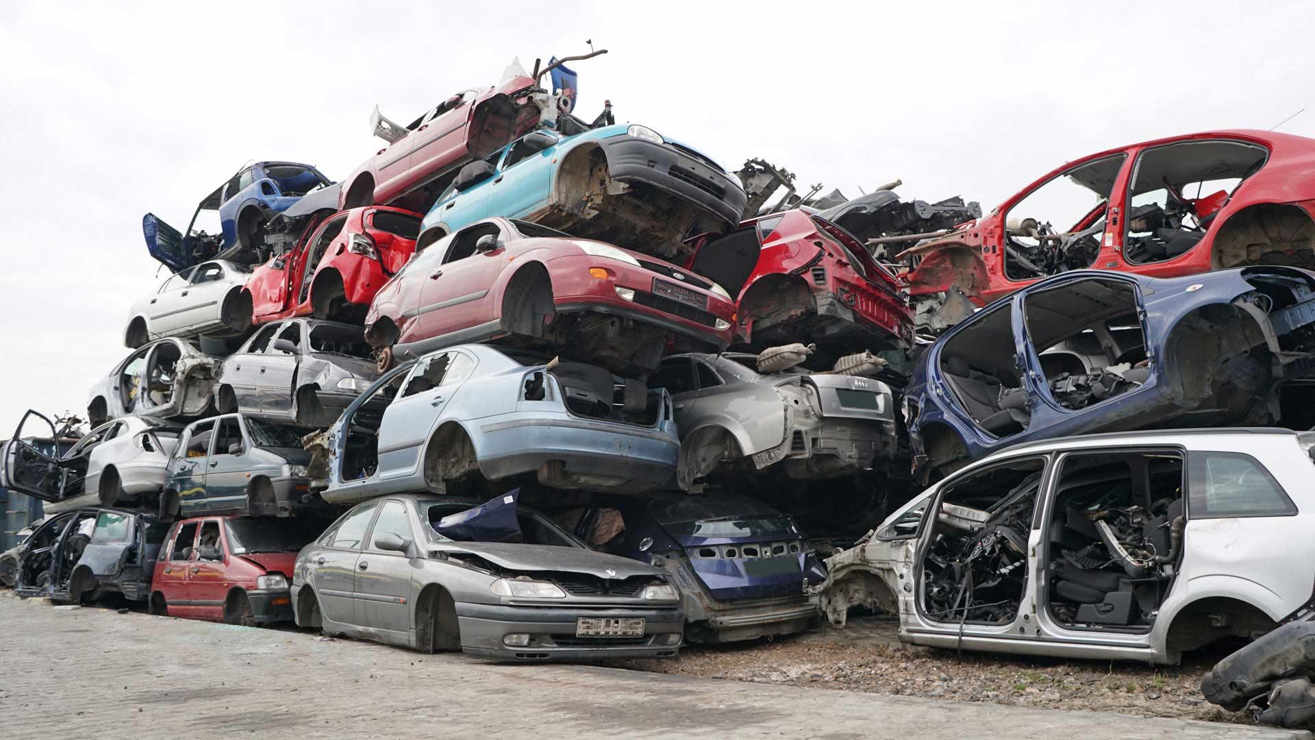 Autozłomowanie, skup pojazdów, kasacja